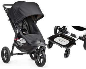 Baby Jogger City Elite Single + Ståbrett