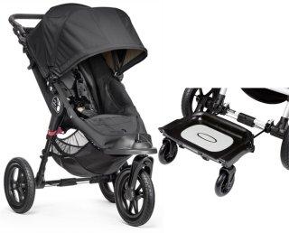 Baby Jogger City Elite Single + Ståbrett