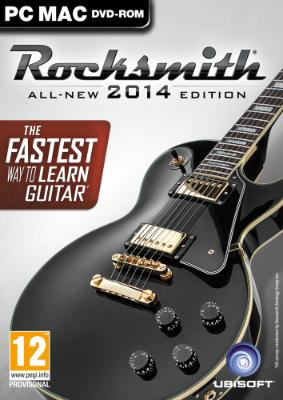 Rocksmith 2014 Edition til PC