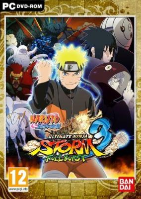 Naruto Shippuden: Ultimate Ninja Storm 3: Full Burst til PC