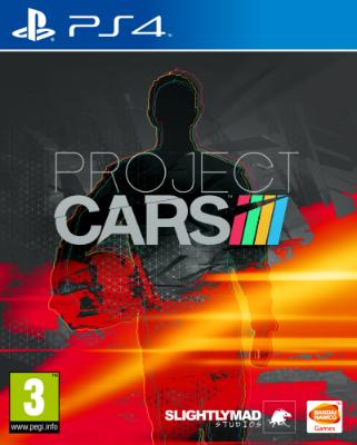 Project Cars til Playstation 4