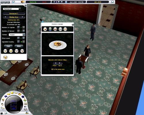 Hotel Giant 2 til PC