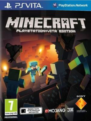 Minecraft: PlayStation Vita Edition til Playstation Vita