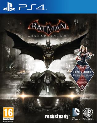 Batman: Arkham Knight til Playstation 4