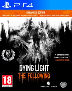 Dying Light: The Following - Enhanced Edition til Playstation 4