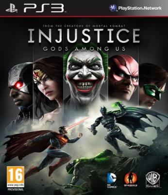 Injustice: Gods Among Us til PlayStation 3