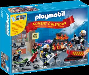 Playmobil 5495 julekalender