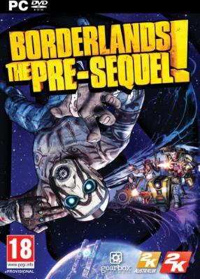 Borderlands: The Pre-Sequel til PC