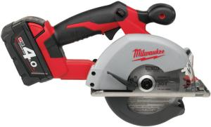 Milwaukee HD18 MS-402C (2x4,0Ah)