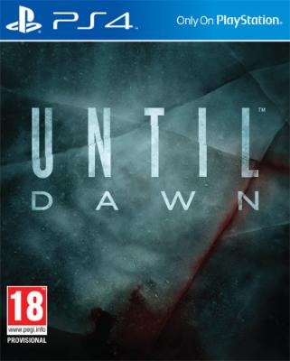 Until Dawn til Playstation 4