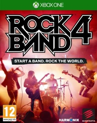 Rock Band 4 til Xbox One