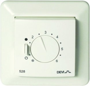 Danfoss Devireg 528 2P IP31