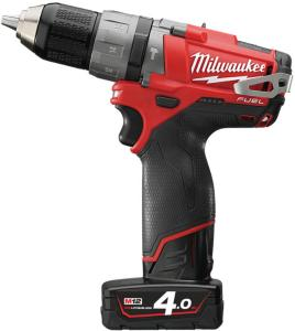 Milwaukee M12 CPD-402C (2x4,0Ah)