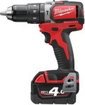 Milwaukee M18 BLPD-402C (2x4,0Ah)