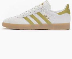 Adidas Originals Gazelle Trainers With Gum Sole