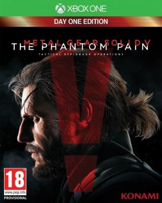 Metal Gear Solid V: The Phantom Pain til Xbox One