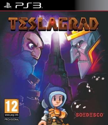 Teslagrad til PlayStation 3