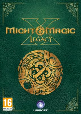 Might & Magic X: Legacy til PC