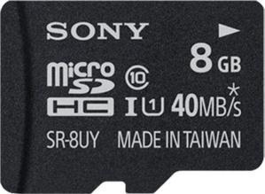 Sony MicroSD Performance 8GB