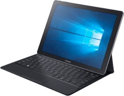 "Samsung Galaxy Book 10,6"" (SM-W620NZKBDBT)"