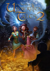 The Book Of Unwritten Tales 2 til iPad
