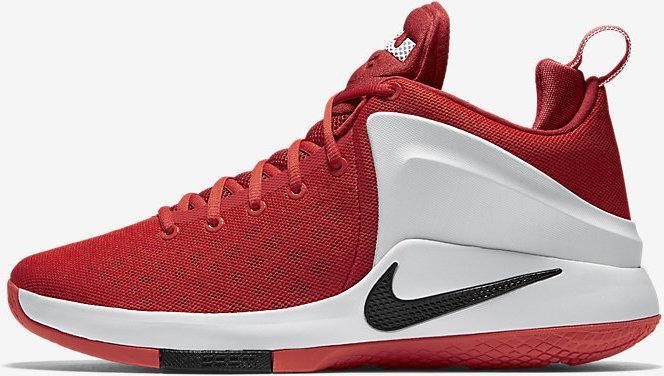 sneakers for cheap 72b8c a30b8 ... uk get best pris på nike lebron witness basketballsko herre se priser  før kjøp i prisguiden