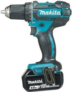 Makita 18V DDF482RMJ (2x4,0Ah)