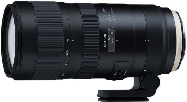 Tamron SP 70-200mm f/2.8 Di VC USD G2 for Canon