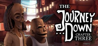 The Journey Down: Chapter Three til iPad