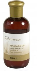 Natures Way Aromatherapy Cellulite & Fluid Retention 200ml