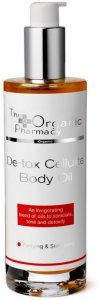 The Organic Pharmacy Detox Cellulite Body Oil Organic Certified 100ml