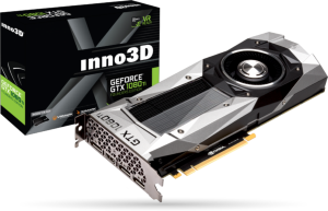 Inno3D GeForce GTX 1080 Ti Founders Edition