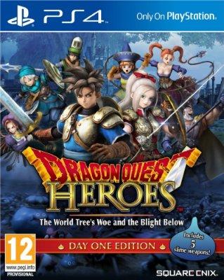 Dragon Quest Heroes til Playstation 4