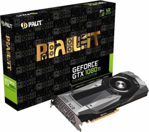 Palit GeForce GTX 1080 Ti Founders Edition