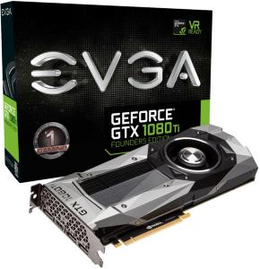 EVGA GeForce GTX 1080 Ti Founders Edition