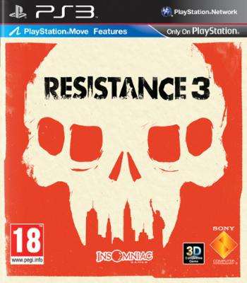 Resistance 3 til PlayStation 3