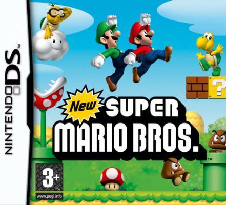 New Super Mario Bros. til DS