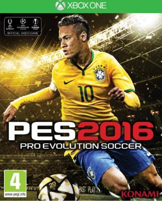 Pro Evolution Soccer 2016 til Xbox One