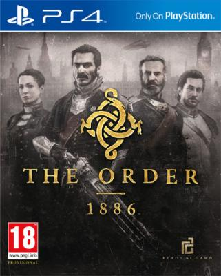 The Order: 1886 til Playstation 4