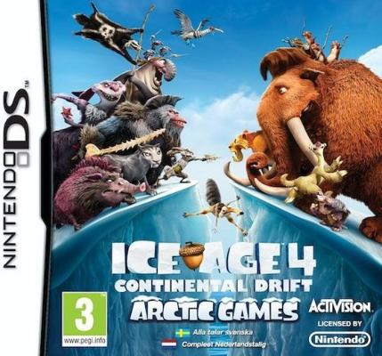 Ice Age Continental Drift til DS