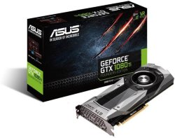 Asus GeForce GTX 1080 Ti Founders Edition