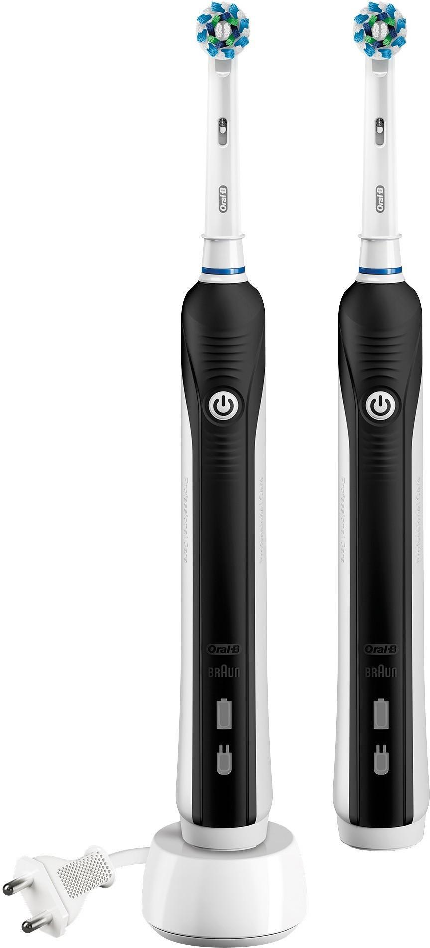 Best pris på Oral-B Pro 790 Duo - Se priser før kjøp i Prisguiden 30be6698605ec