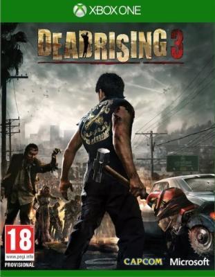Dead Rising 3 til Xbox One
