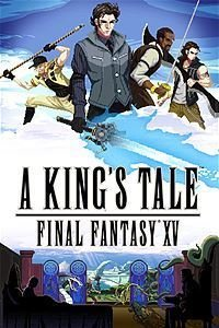 A King's Tale: Final Fantasy XV til Xbox One