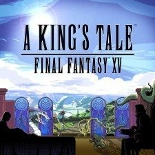 A King's Tale: Final Fantasy XV til Playstation 4