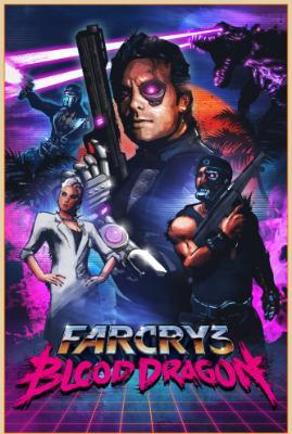 Far Cry 3: Blood Dragon til PC