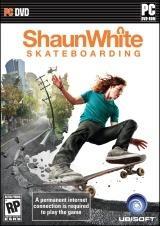 Shaun White Skateboarding