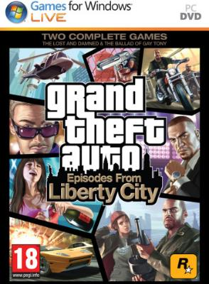 Grand Theft Auto: Episodes From Liberty City til PC