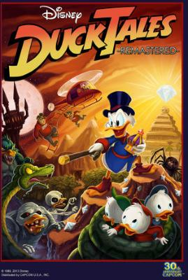 DuckTales Remastered til PC