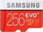 Samsung MicroSD Evo 256GB